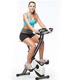 Stoffwechsel anregen mit dem Fitnessbike