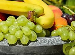 Kalorienarme Lebensmittel 5. - Obst hat viele wichtge Vitamine und zudem wenige Kalorien