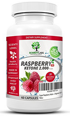 Raspberry Ketone Erfahrungen und Test