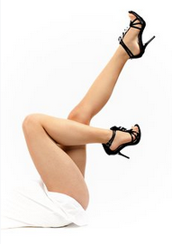 Sportübung für schlanke Beine