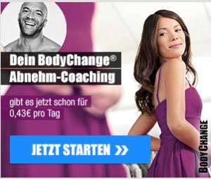 Bodychange Erfahrung