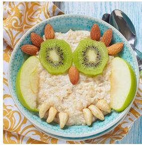 Die Porridge Diät und 3 Rezepte