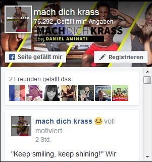 Mach Dich krass Community