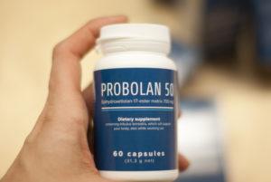 Probolan 50 Test