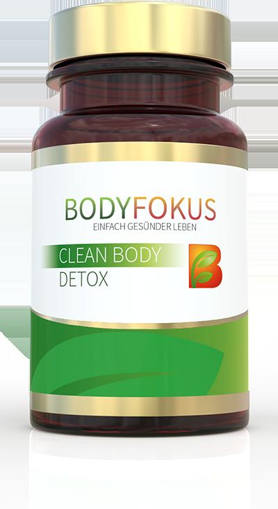 Bodyfokus clean body detox Test und Erfahrungen