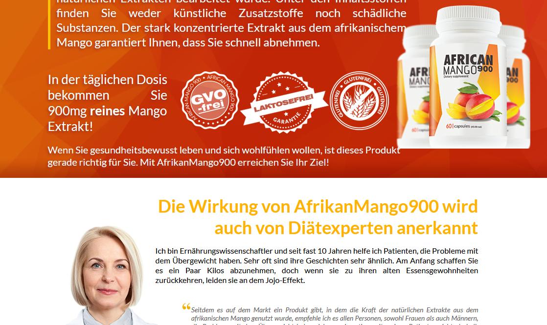 - African MAngo Sjop - - - stoffwechsel-aktivieren.info..