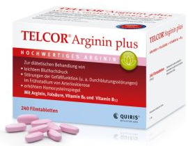 Telcor Arginin Plus Erfahrung